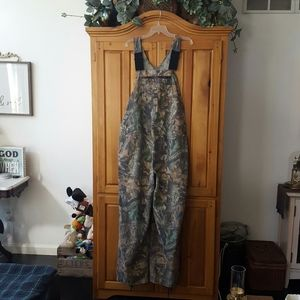 Vintage LIBERTY Hunting Overalls Size 44 Regular